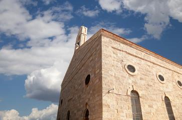 Greek Orthodox Basilica of Saint George,Madaba,Jordan,