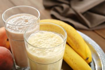 Banana smoothie