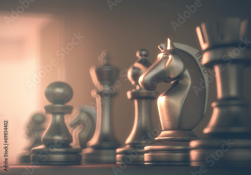 Knight Chess - 69854402