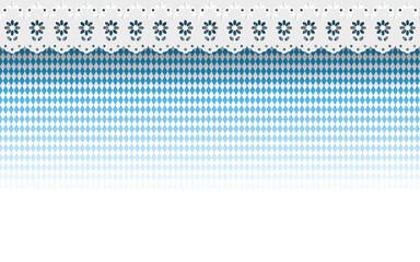 Oktoberfest Hintergrund Muster Ajour Blur