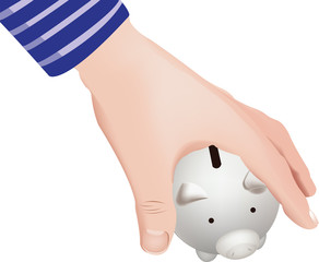 prendere dei risparmi