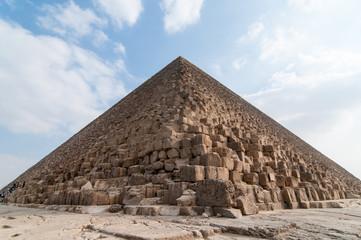 Egyptian Pyramids of the Giza Plateau, Cairo