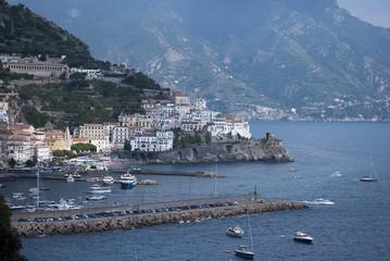 Amalfi gulf