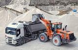 carico e trasporto materiale inerte
