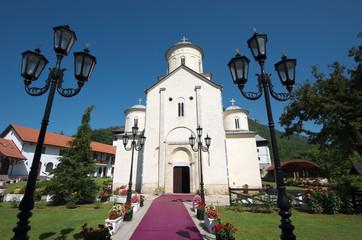 Mileseva Monastery, Serbia