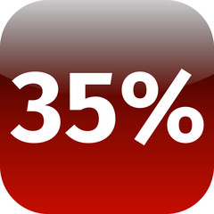 35 percent icon