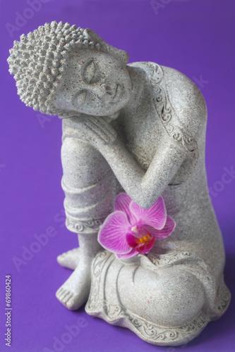 canvas print picture Buddha