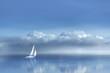Pêcherie en bord de Mer