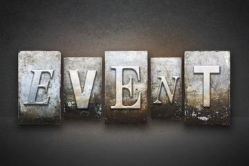Event Letterpress