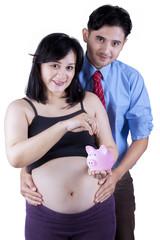 Investing money for childbirth