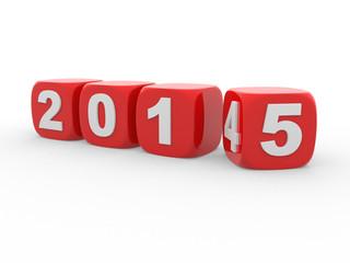 Beginning new year 2015
