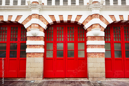 Fire station - 69868873