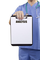 Medical analysis