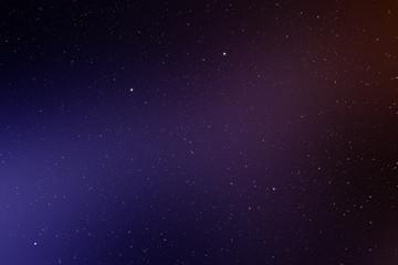 Space background with nebula.