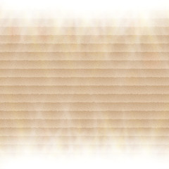 Abstract cardboard background.  blurry light effects