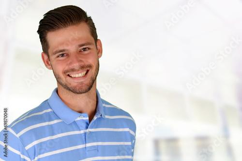 canvas print picture Casual Businessman