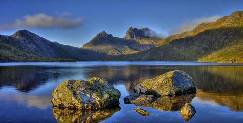 Cradle Mountain und Dove Lake