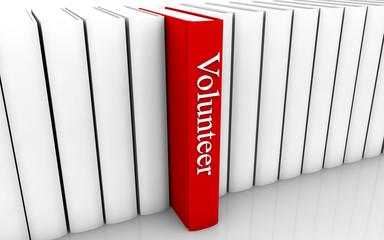 Volunteer book