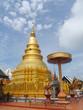,Wat Phra That Hariphunchai in lamphun, Thailand