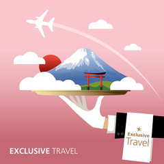 Exclusive Japan