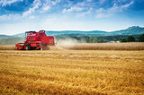 combine harvester - 69874864