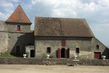 Chateau de Brandon, XIé, XIVé, XVIIé, 71