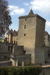 Chateau de Couches, Xé, XIIé, 71