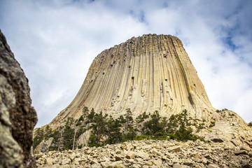 The Devils Tower National Monument