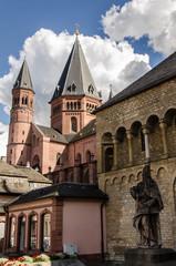 st Martins Dom in Mainz