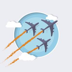 Aircraft ultra fast