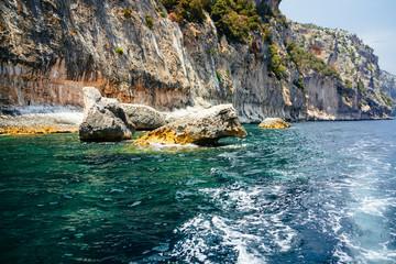 Bay of Cala Goloritze, Sardinia