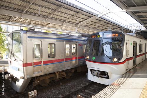 京浜急行 品川駅