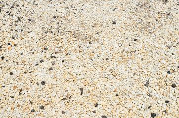 White Rocks Stones Background