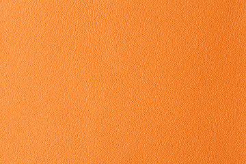 Background with texture of orange leather