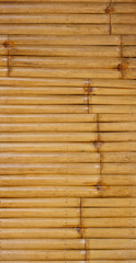 Bamboo wall in the form background