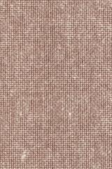Upholstery Acrylic-PE Woven Brown White Mesh Pattern Fabric Deta