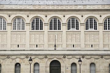 Paris, Bibliothèque Sainte Geneviève