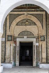 Mausoleo del Barbero Tunez