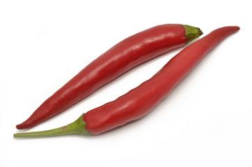 Rote Pepperoni