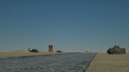 Reaper Desert Base