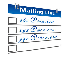 Mailing List Diary