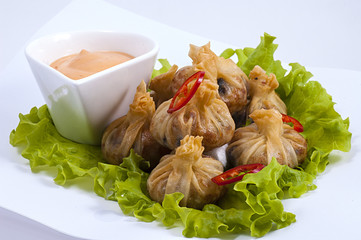 Chinese pelmeni