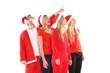 Weihnachtsgruppe