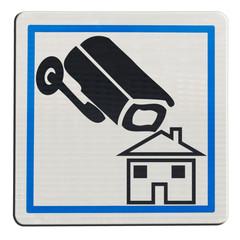caméra protection vidéo propriété