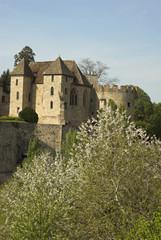 Chateau de Couches, Xé, XIIé, 71, saone et loire