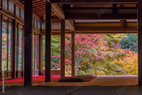 Foto op Canvas Japan 京都 紅葉