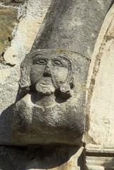 Eglise, XIIé, Saint Gervais sous Couches, 71