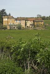 Chateau de Solarnay sur Guye, 71, saone et loire