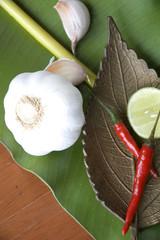spicy ingredients