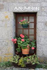 Ancienne maisone à Pont-Croix